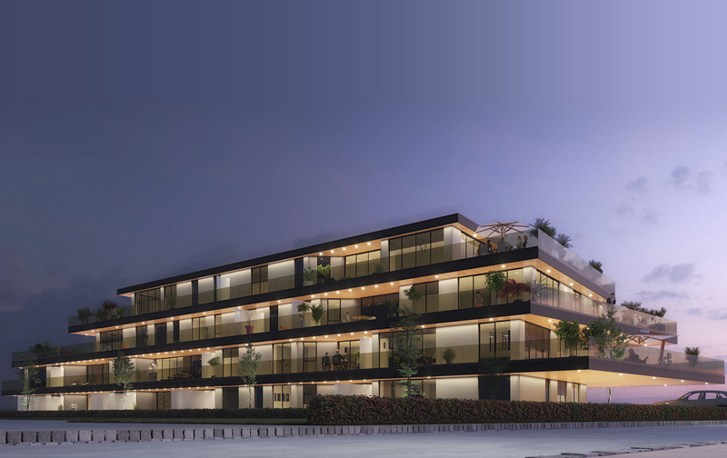 les terrasses du hamel programme immobilier bois-guillaume