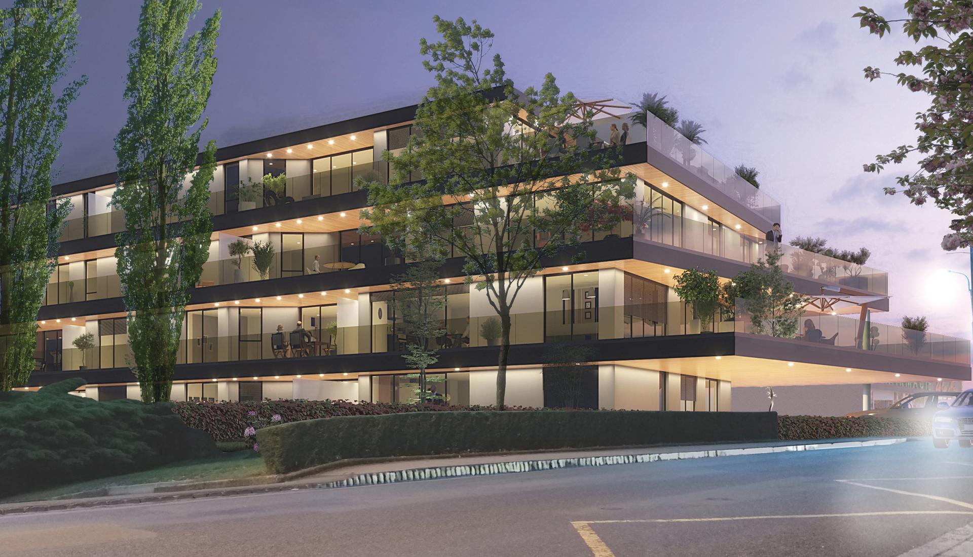 les terrasses du hamel programme-immobilier bois guillaume