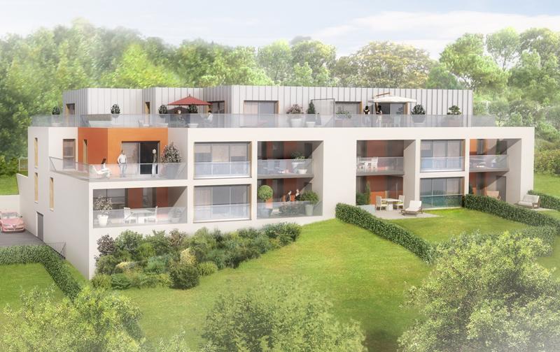 residence les terrasses mont-saint-aignan programme