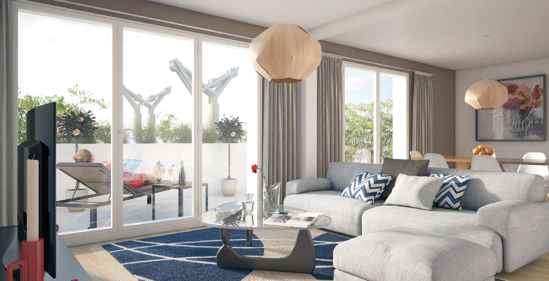 programme immobilier reflets luciline rouen
